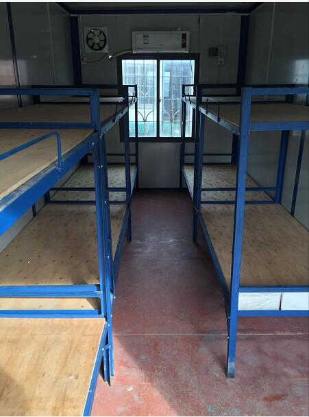 集装箱房屋的外尺寸一般是3*6米