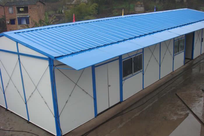 集装箱房与彩板房的板房造价对比-价格对比