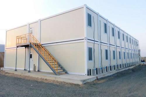 集装箱式房与活动板房的优缺点-灵活性优势