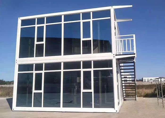 集装箱活动房窗户安装
