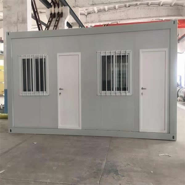 箱式集装箱移动房