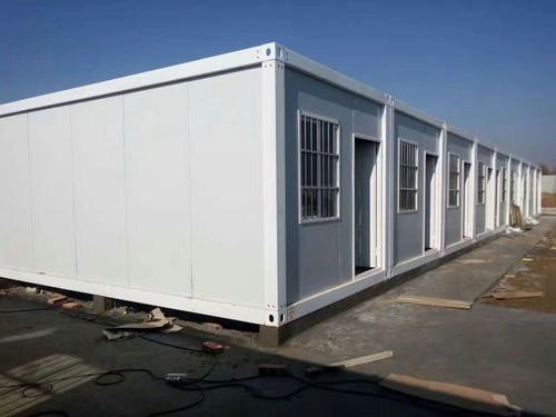 集装箱房工艺流程