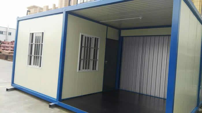 集装箱门卫室带门禁