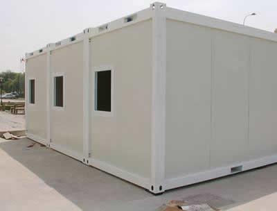 集装箱房供应