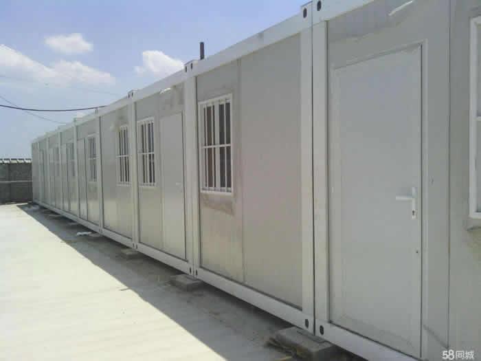钢结构彩钢房集装箱怎么样