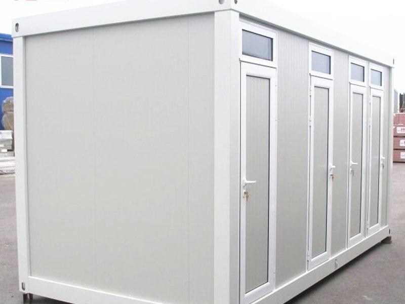厕所集装箱房厕所