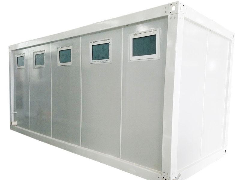 集装箱房集成厕所