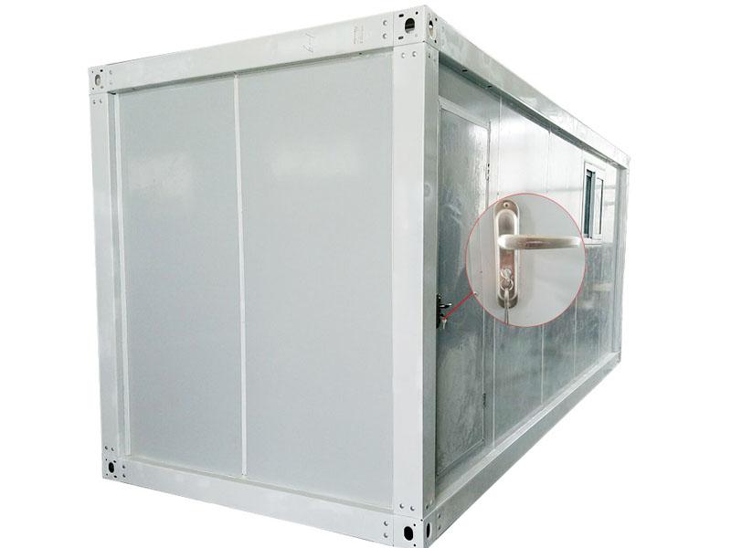 集装箱活动房带卫生间