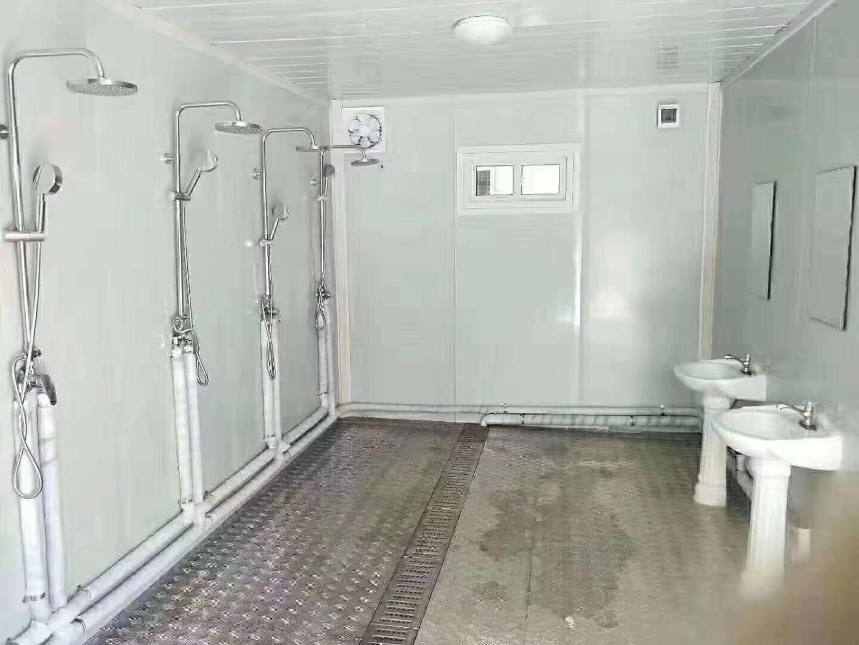 卫生间淋浴房集装箱价格