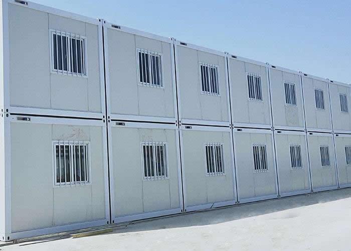 工地住人集装箱房屋租赁
