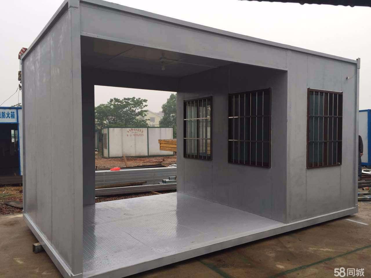 集装箱活动板房岗亭