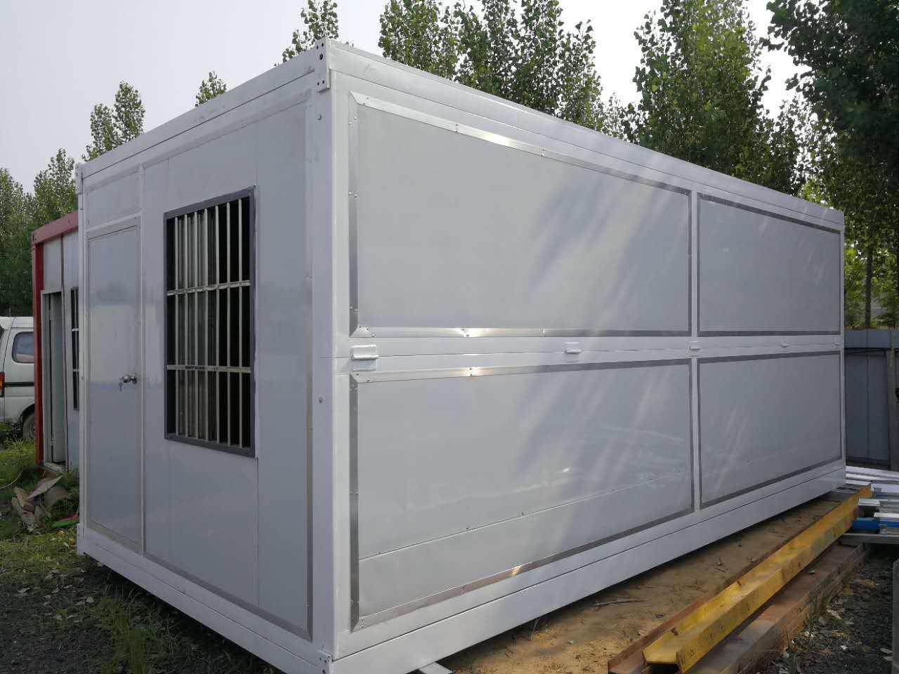 折叠式集装箱房厂家