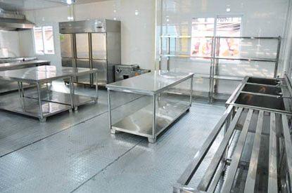 厨房用集装箱房