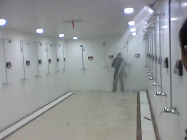 集装箱淋浴房