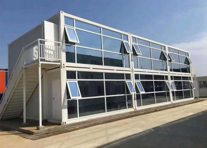 北京天下安居国际集成房屋有限公司-专业供应防火保温集装箱房
