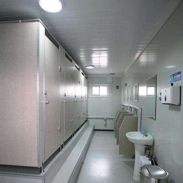 集装箱卫生间运输方便