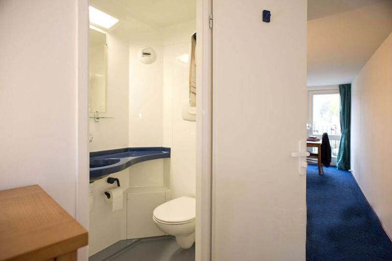 带卫生间及房间的集装箱活动房