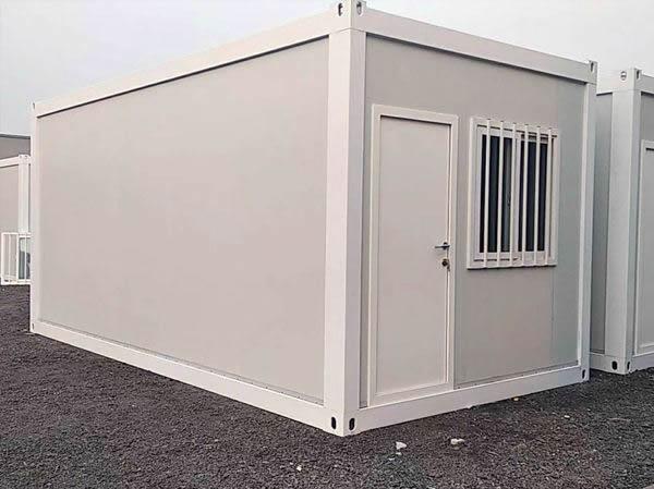 活动板房和集装箱房的区别