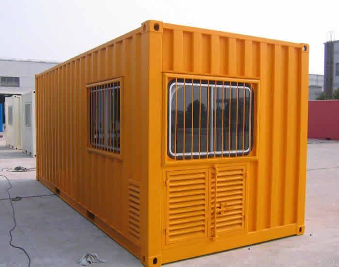 集装箱活动房的标准尺寸-能住多少人