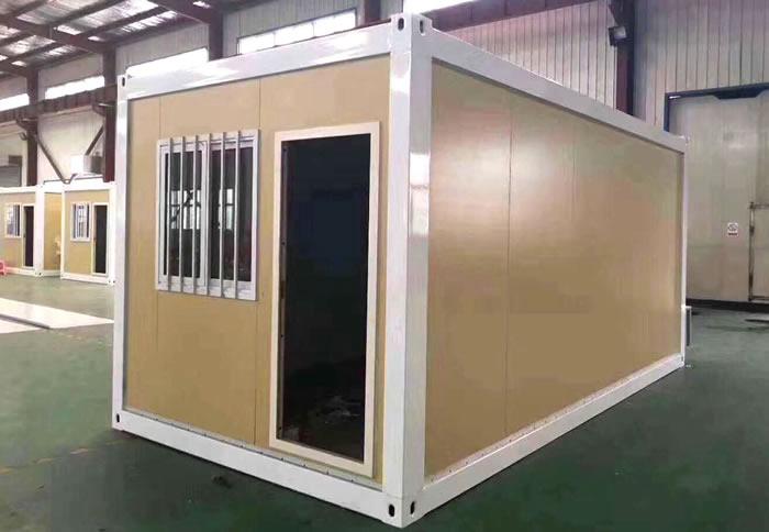 集装箱活动房安装-钢结构构建链接方法
