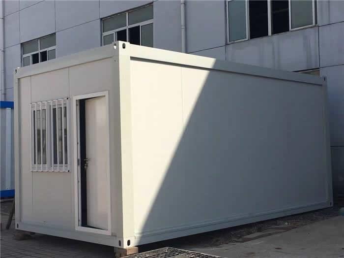 集装箱活动房怎么防火用什么材料