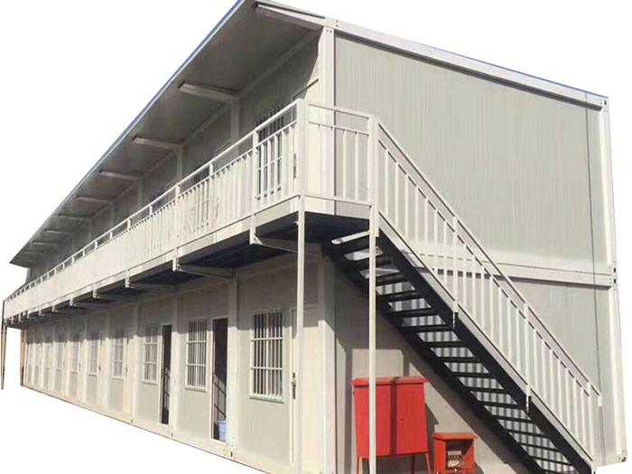 集装箱式活动房如何安装运输
