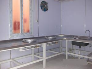 活动板房厨房设计