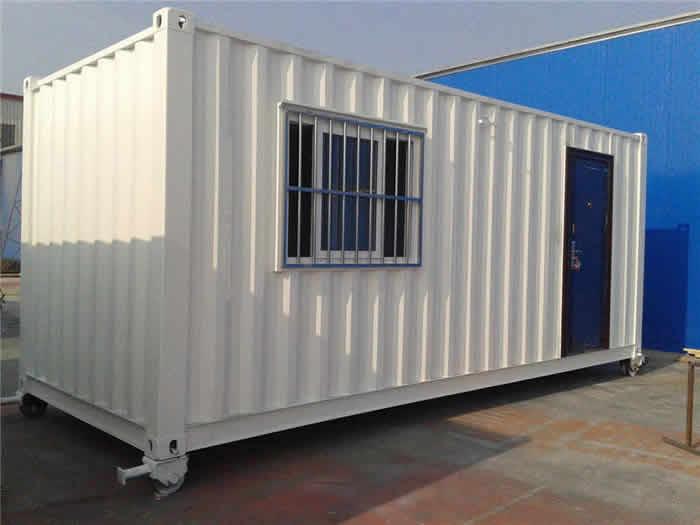 集装箱式彩钢活动房