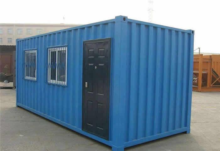集装箱式移动执勤房