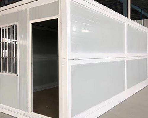 折叠集装箱住人房屋
