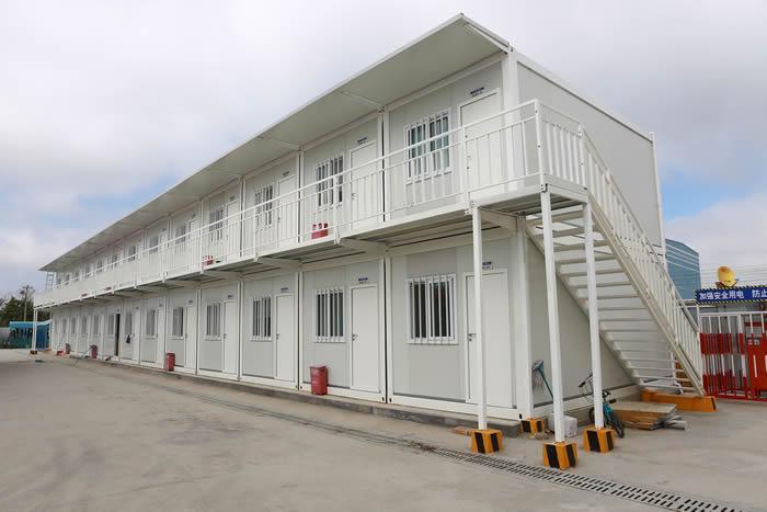 北京建筑工地租赁的住人集装箱