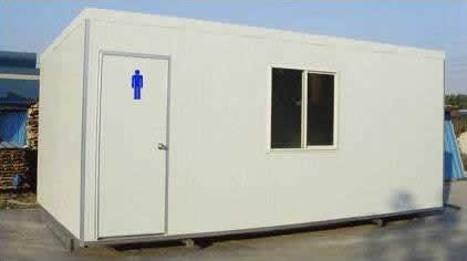 <b>打包箱式房卫生间</b>