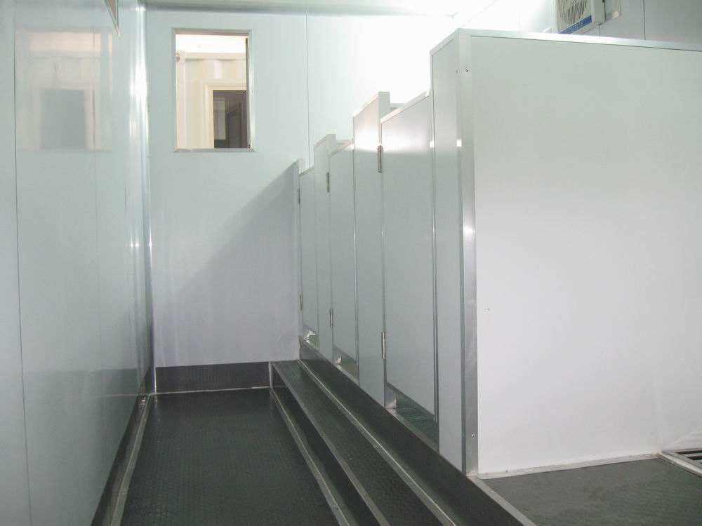 集装箱式活动房卫生间