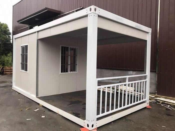 工地上集装箱式房子在哪里买