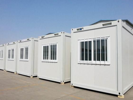 工地集装箱式活动房多少钱