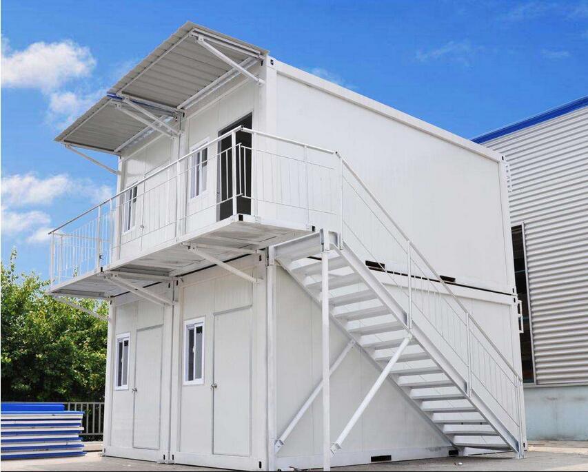 工地的集装箱式简易房夏天热么