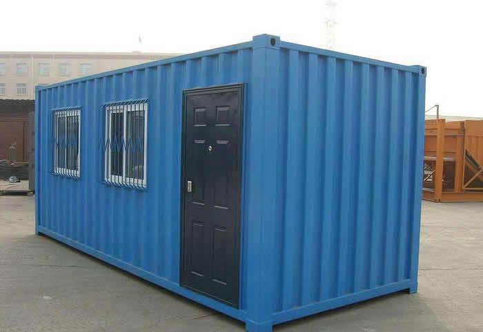 厂家租赁移动住人集装箱活动房
