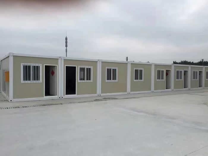 集装箱活动房供货厂家