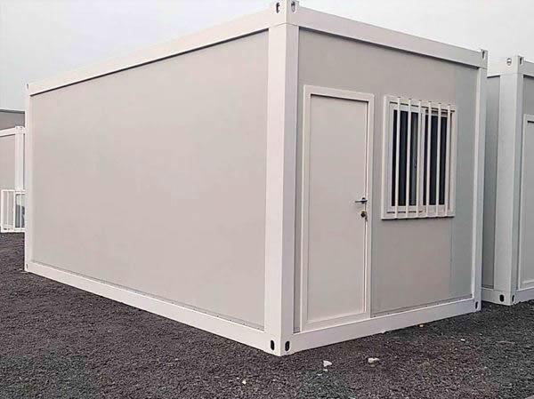 防火集装箱活动房厂家