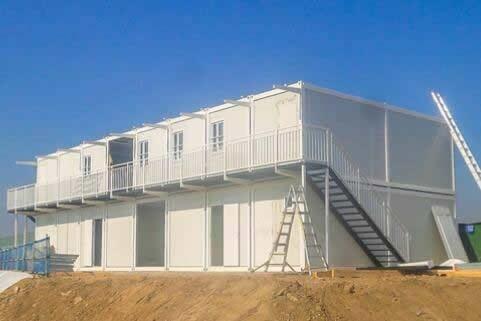 可拆卸集装箱房屋