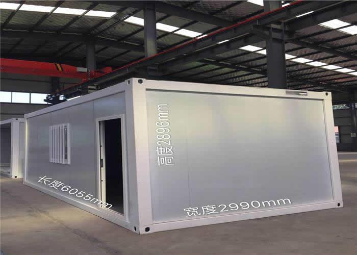 可拆卸集装箱板房