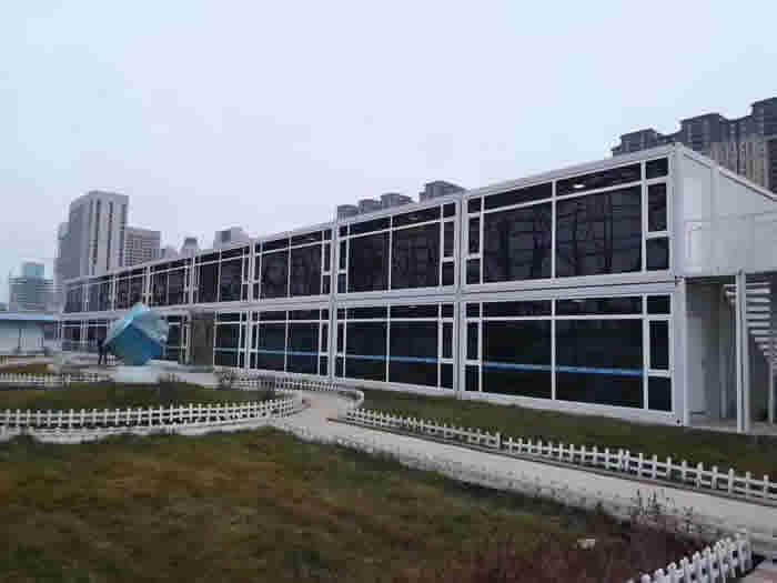 新河县集装箱房租赁