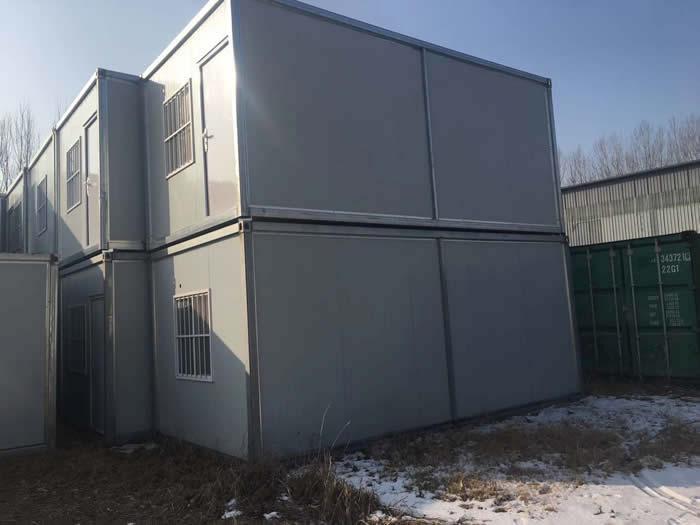 集装箱板房彩钢房