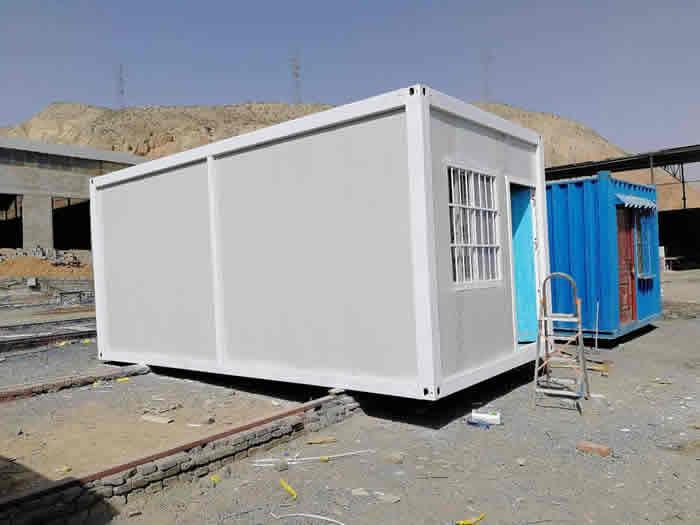 集装箱活动房与彩钢活动房