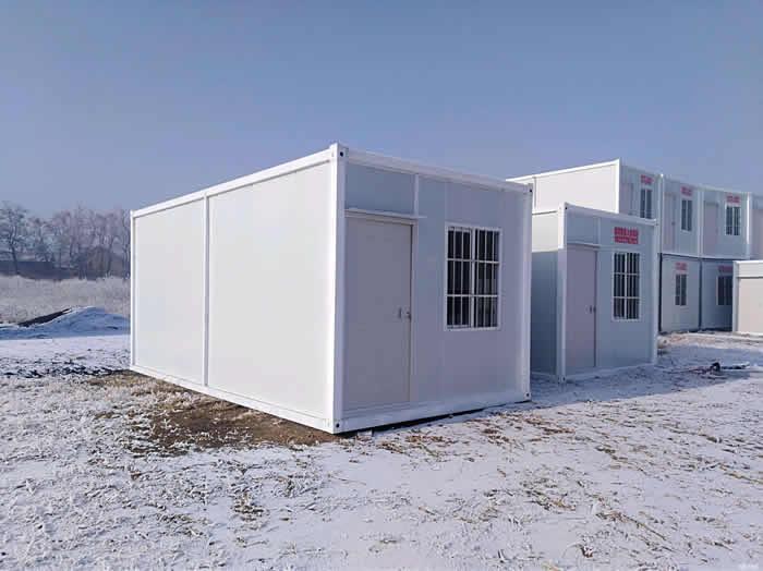 住人集装箱房活动板房