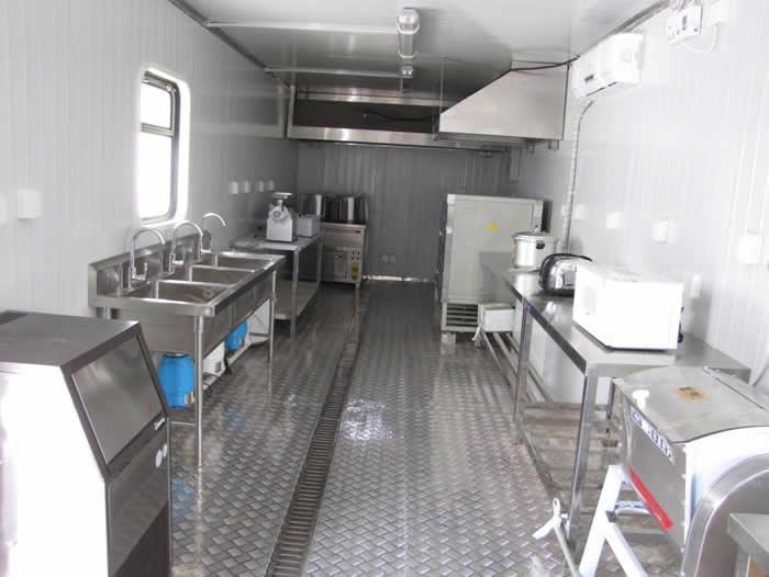集装箱式厨房