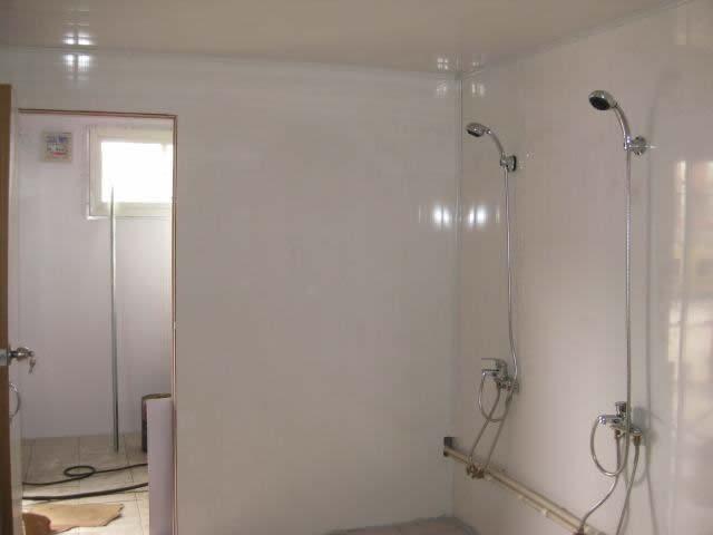 集装箱活动板房淋浴房