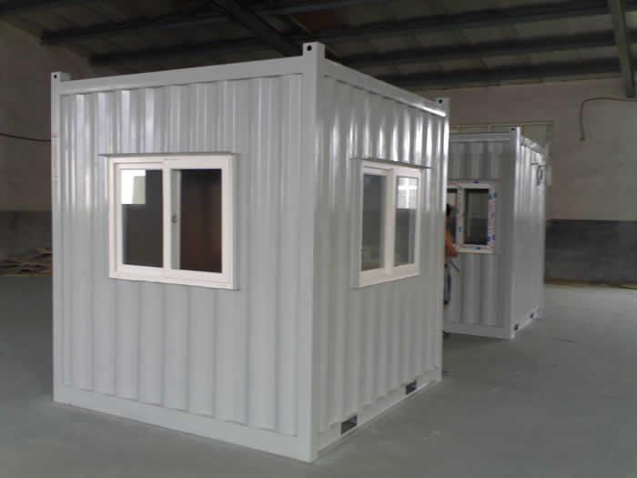 集装箱活动板房出租 4元一天