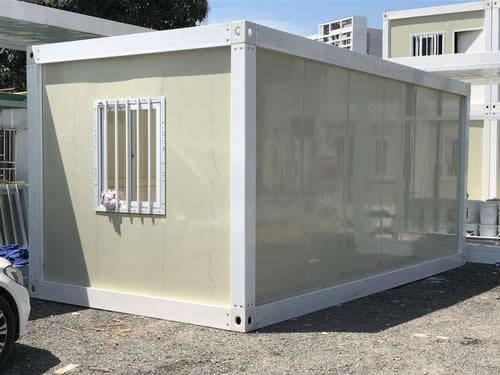 安国市集装箱房租赁