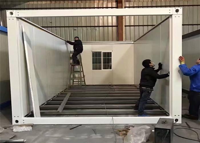 住人集装箱活动房怎么建造